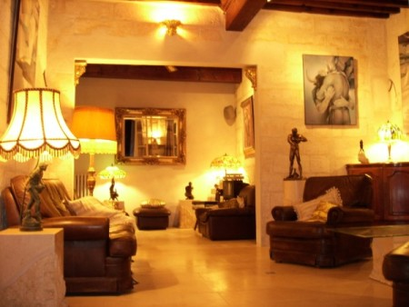 Bed And Breakfast In Provence In Villeneuve Les Avignon Les Saisons
